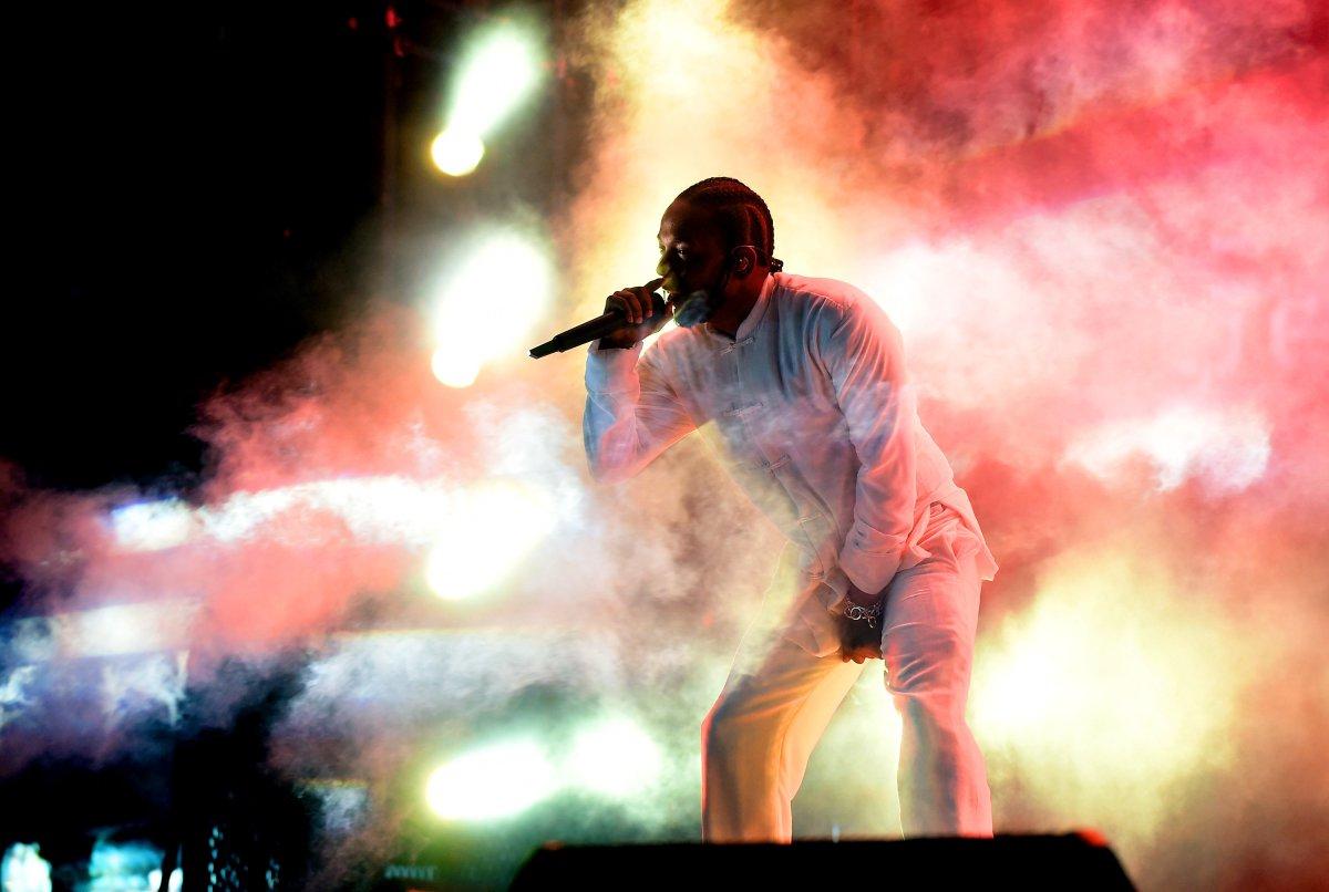 El cierre de Kendrick Lamar en Coachella 2017