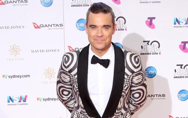 Robbie Williams se queda sin inspiración
