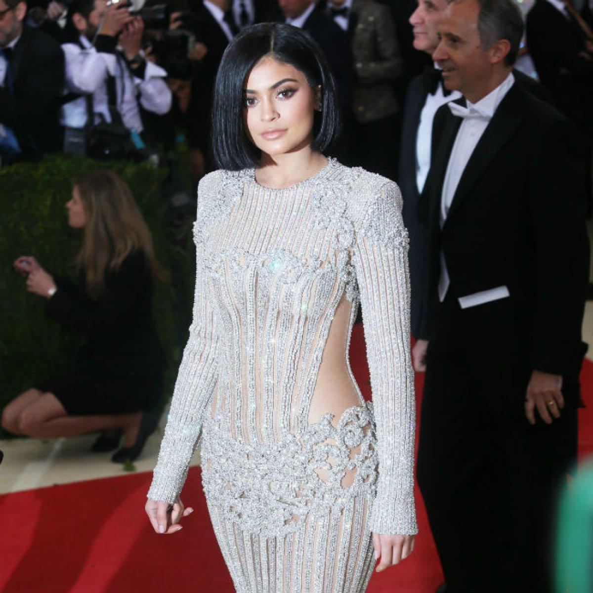 Kylie Jenner le encontró reemplazo a su ex novio Tyga en Coachella