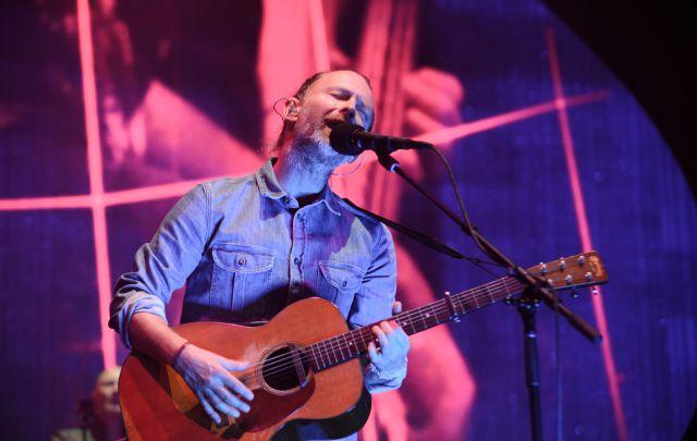 Radiohead celebra sus 20 años con una nueva versión de