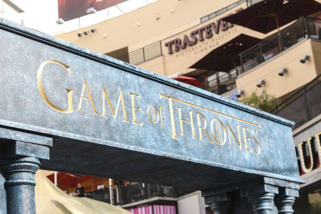 Cinco datos que no sabías de Game of Thrones