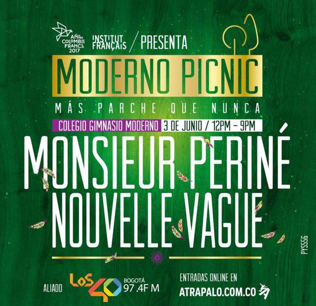 'El Moderno Picnic' un evento con el sello de LOS40
