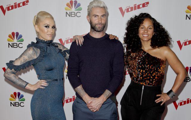 La broma de Adam Levine a Gwen Stefani que la hizo avergonzar