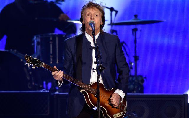 Así luce Paul McCartney en la nueva entrega de