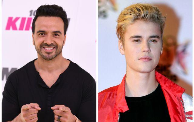 Luis Fonsi pone fin a la batalla con Justin Bieber con esta foto en instagram