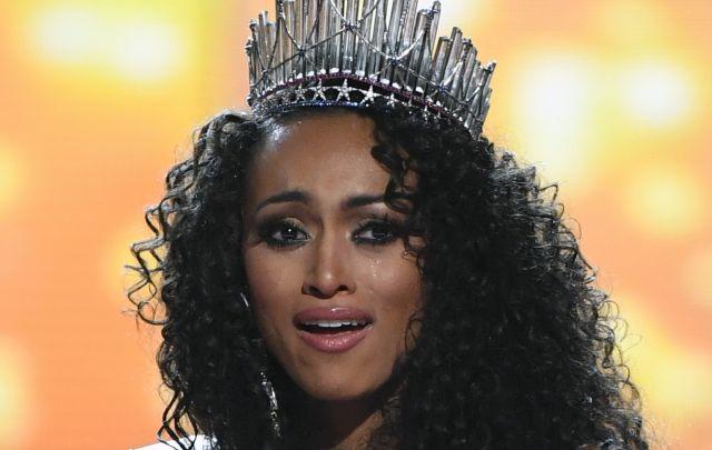 La polémica respuesta de la científica nuclear que se convirtió en la nueva Miss USA