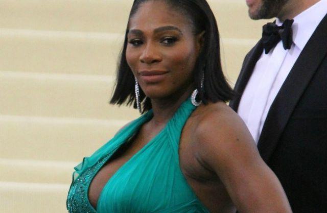 Serena Williams no tiene intención de retirarse después de dar a luz