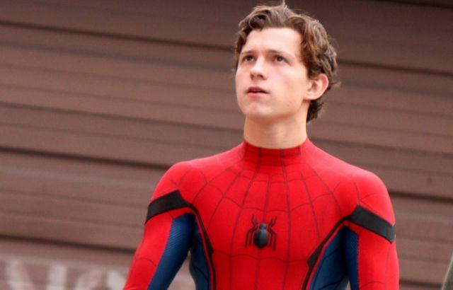 El accidente que sufrió Tom Holland durante el rodaje de 'Spiderman: Homecoming'