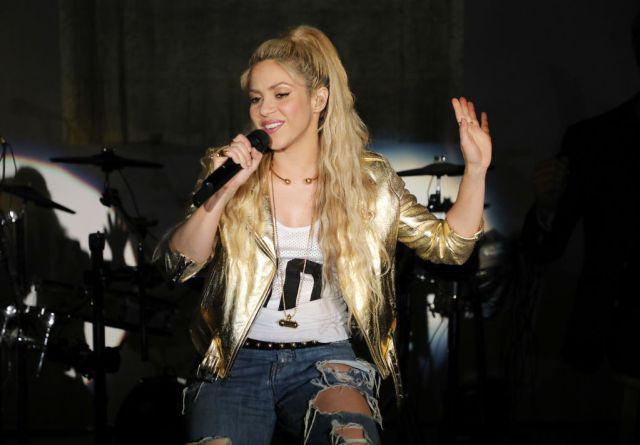 La divertida reacción de Shakira al conocer a su doble