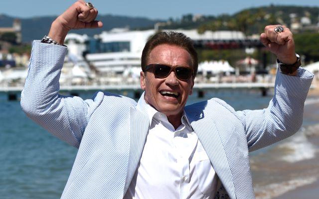 Arnold Schwarzenegger tenía un acento demasiado 'tétrico' para triunfar en Hollywood