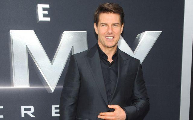 Esta fue la reacción de Tom Cruise al ver sus divertidos memes