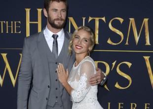 Elsa Pataky se une a Chris Hemsworth en su misión por salvar los océanos