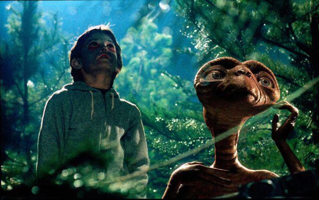 Acusan de plagio a la película 'E.T: el extraterrestre'
