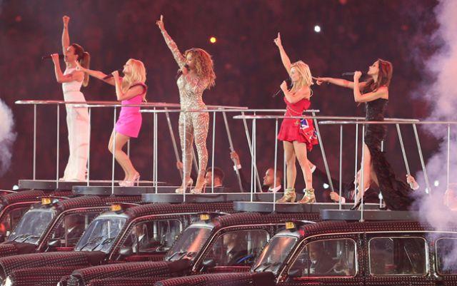 Geri Horner habla de un posible regreso de las Spice Girls