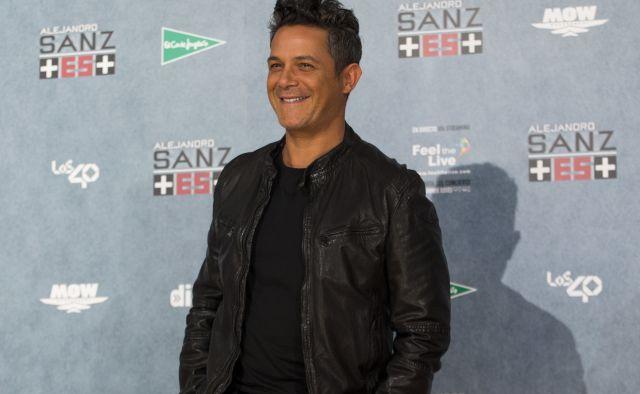 Alejandro Sanz es la Persona del Año 2017