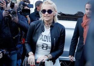 Paris Jackson quiere ser un ejemplo a seguir en la industria de la moda