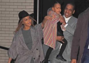 """Jimmy Kimmel muestra la """"primera imagen"""" de los gemelos de Beyoncé"""