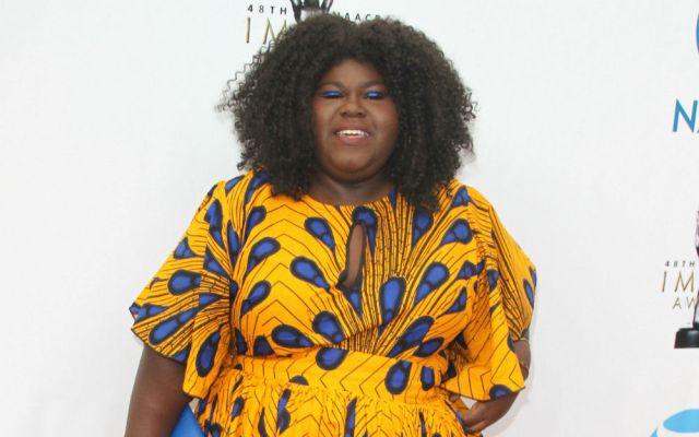 Gabourey Sidibe no soporta que la feliciten por perder peso