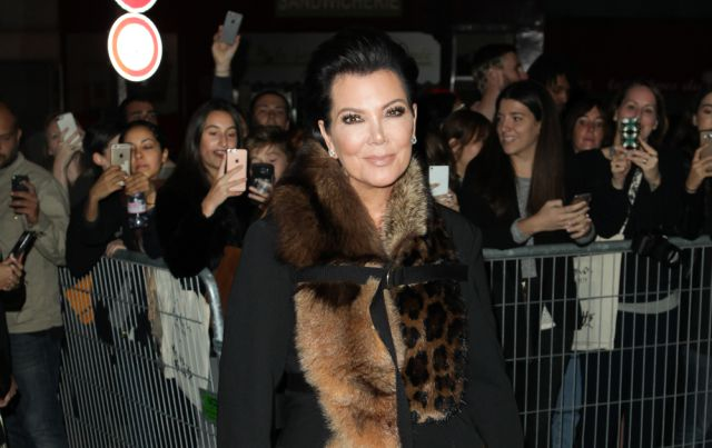 La lluvia de criticas a Kris Jenner por abusar del photoshop en esta imagen