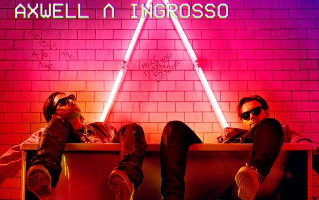Axwell & Ingrosso anuncian oficialmente su nuevo álbum