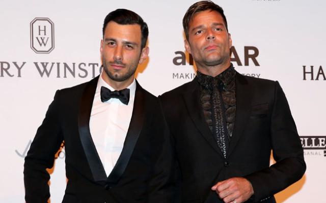 Al parecer Ricky Martin y Jwan Yosef se casarán este verano