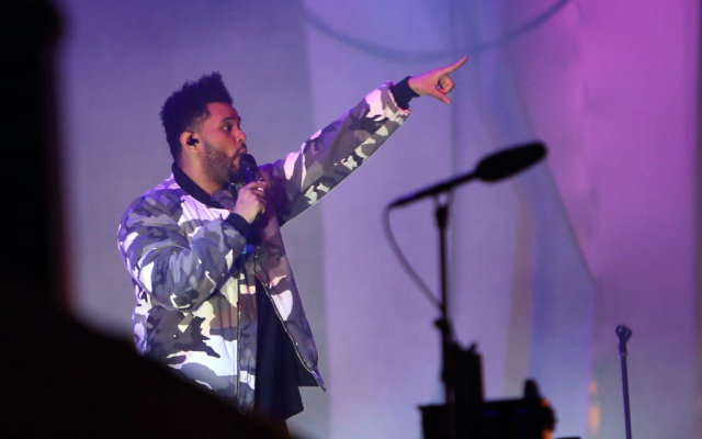 Las exigencias de The Weeknd para su camerino del festival Wireless