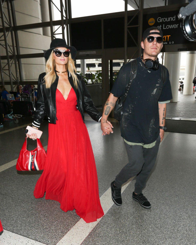 La demostración de amor más grande del novio de Paris Hilton