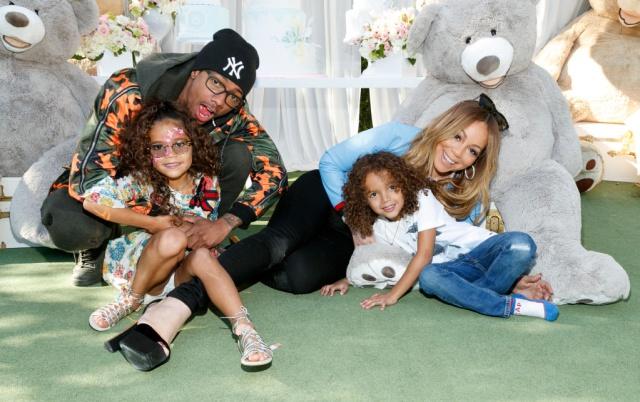 Los talentosos hijos de Mariah Carey y Nick Cannon