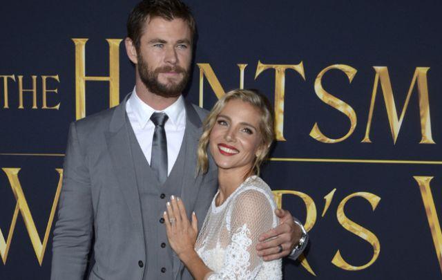 Chris Hemsworth asegura que su musculatura es producto de los 'efectos especiales'