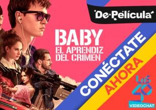 """Desde México te traemos este videochat con el elenco de la cinta """"Baby: El aprendiz del crimen""""."""
