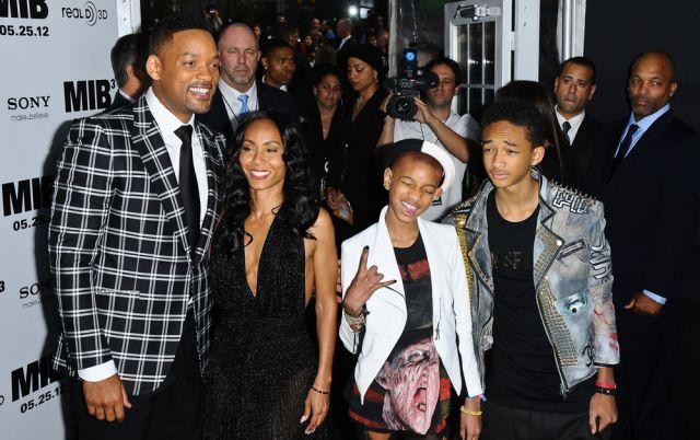 La hija de Will Smith se rapó la cabeza con 11 años para darle una 'lección'