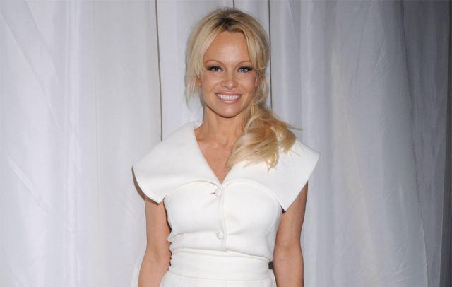 Pamela Anderson no soporta que sus hijos sean modelos