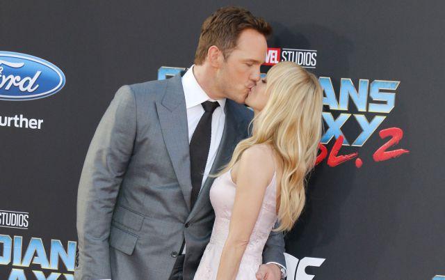 Chris Pratt y Anna Faris anuncian su separación tras ocho años de matrimonio