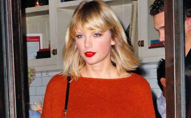Taylor Swift acusa a un Dj de tocarle el trasero
