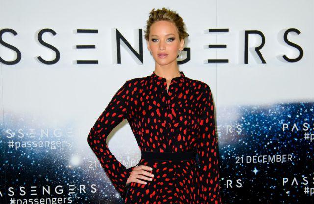 Jennifer Lawrence habla por primera vez sobre su relación con un hombre mayor