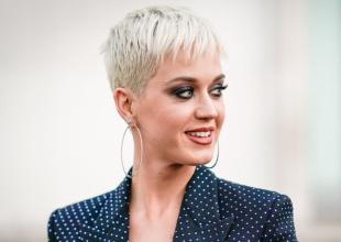Katy Perry ve la vida de otra manera desde que se cortó el pelo