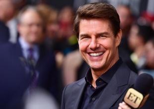 El actor Estadounidense sufrió un accidente mientras rodaba una escena de acción para la película