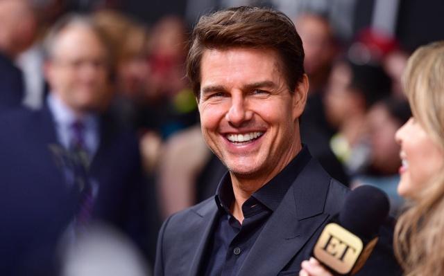 Tom Cruise resulto herido tras grabación de una escena