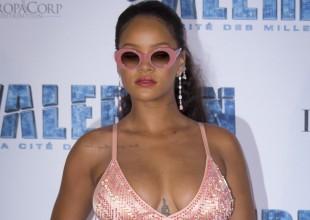 Rihanna anima a sus fans a seguir su ejemplo y comer 'de todo'