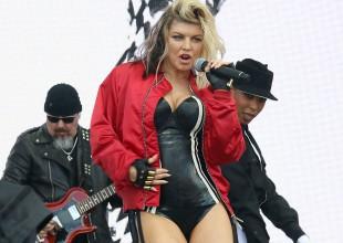 El desnudo de Fergie para su nuevo álbum causa sensación en sus seguidores