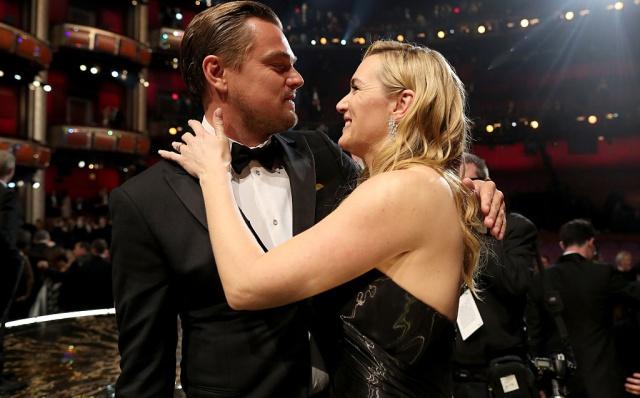 Kate Winslet y Leonardo DiCaprio se repiten los diálogos de 'Titanic' cuando están solos