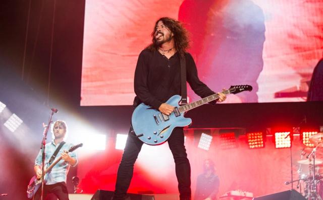 Justin Timberlake Aparecerá En El Nuevo Álbum De Foo Fighters