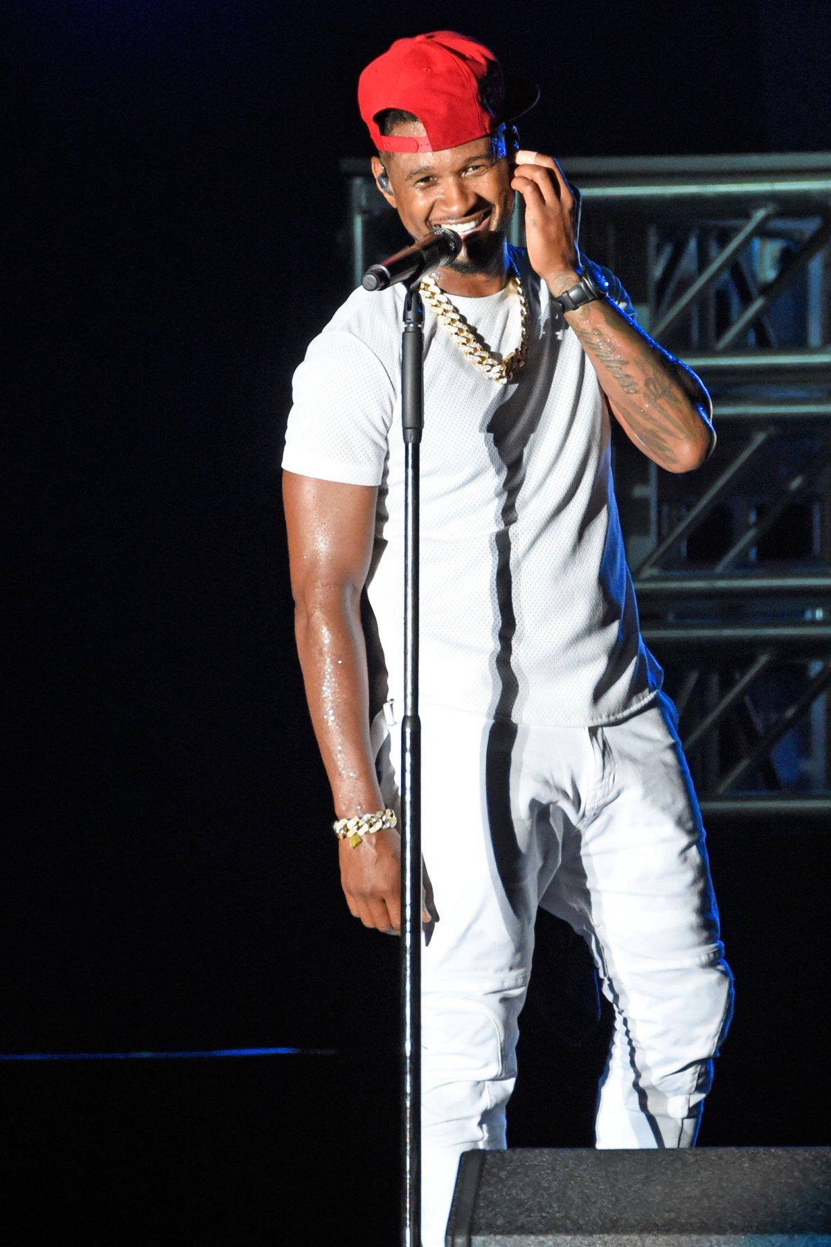 Así responde Usher a quienes lo acusan de contagiarles de esta enfermedad sexual