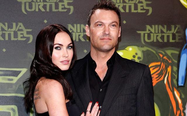 El marido de Megan Fox defiende su decisión de permitir que su hijo de cuatro años use vestidos