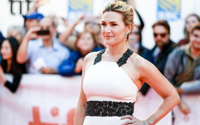 Kate Winslet recuerda el incendio en el que conoció a su ahora marido