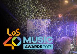 Llega la cena de nominados en LOS40 Music Awards ¡Imperdible!