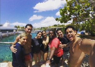Así vivimos nuestro viaje a Curazao con el equipo de 40