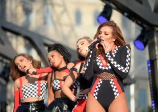 Little Mix y CNCO lanzan video de Reggaetón Lento