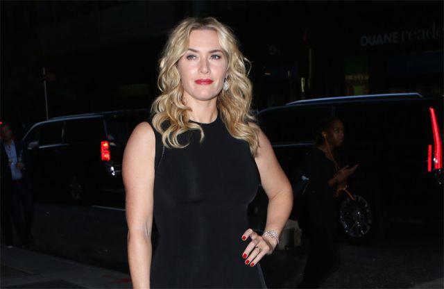 Kate Winslet recuerda el accidente que la llevó a cortar la oreja de un amigo
