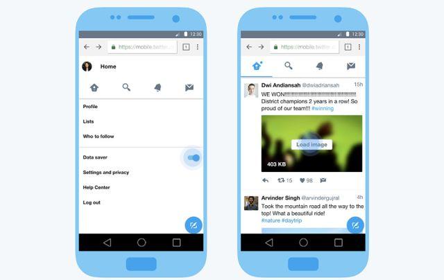 Twitter lanza una versión 'Lite' para las economías emergentes